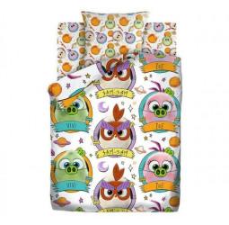 "КПБ ""Angry Birds"" Птенчики 16178-1/16179-1"