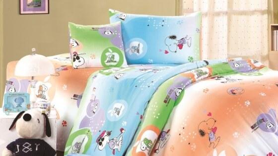 У нас самый большой выбор детского постельного белья